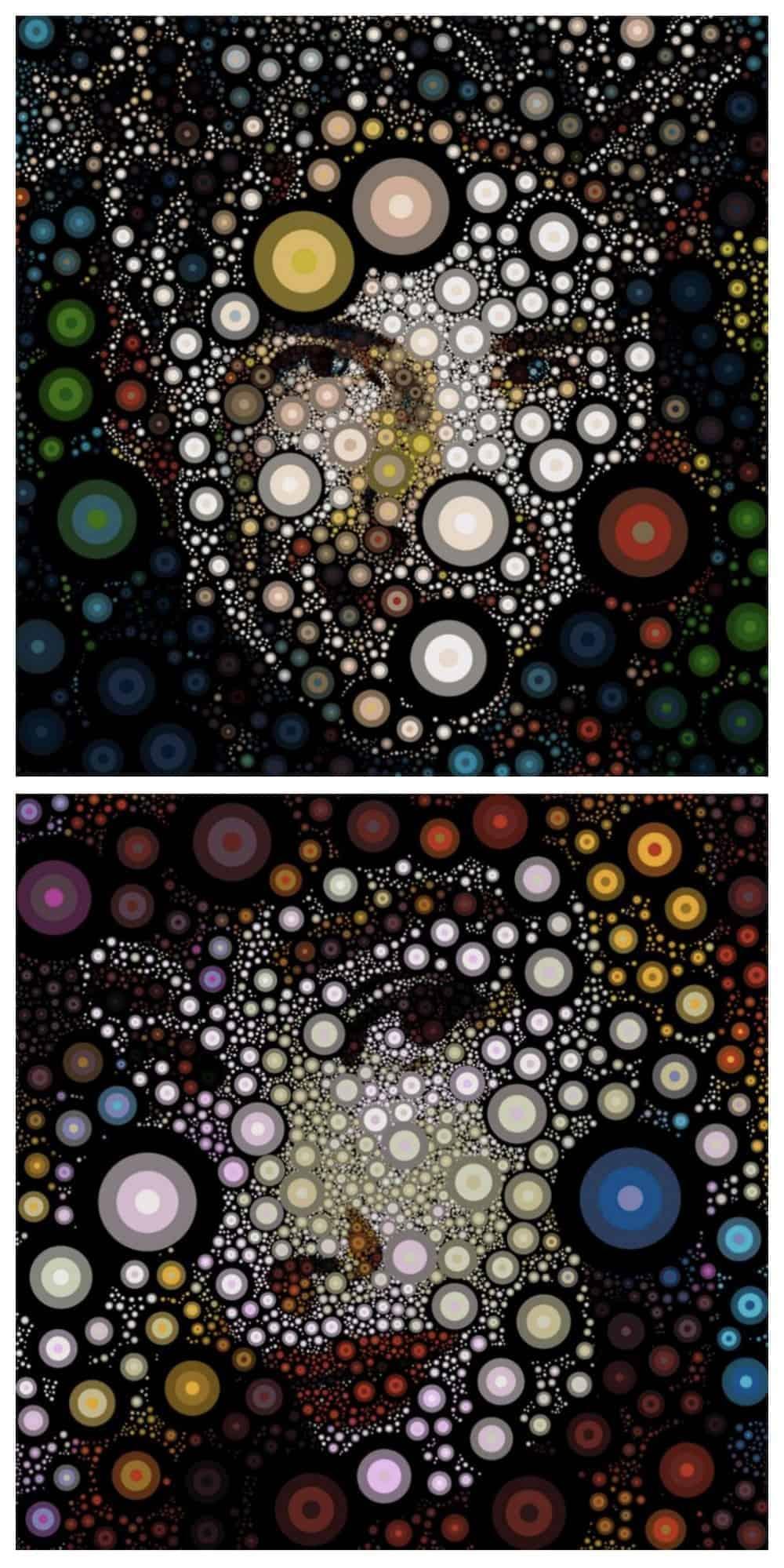 Richard Brandao dot art